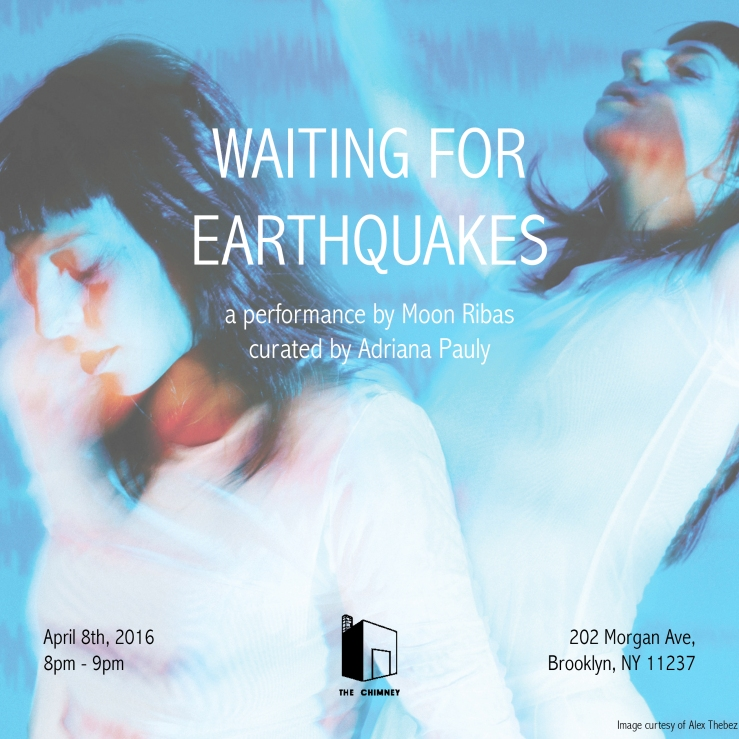 WAITING FOR EARTHQUAKES